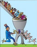 Массовая культура (карикатура)