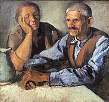 Родители художника (Балканский Ненко)
