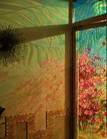 Интерьерная декоративная живопись