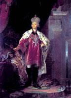 Портрет Павла I (В.Л. Боровиковский)