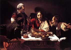 Ужин в Эммаусе (Караваджо)