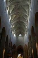Свод в монастыре