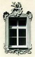 Лепное окно (рокайль)