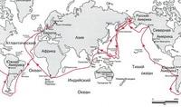 Плавание Ф.П. Литке на шлюпе Сенявин в 1826—1828 годах