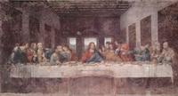 Тайная вечеря (Леонардо да Винчи, 1495-1497 г.)