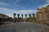 Руины Звартноца (641— 661 г.)