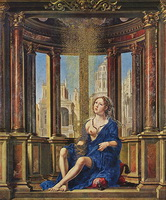 Даная (Ян Госсарт, 1527 г.)