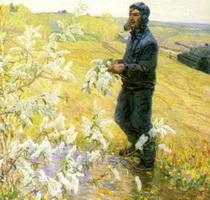 Цветет черемуха (В.К. Дмитриевский, 1971 г.)