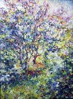 Картина Цветение Сада