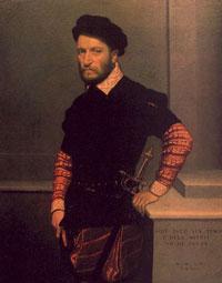Портрет герцога Альбукерке (М.Дж.Б. Морони)