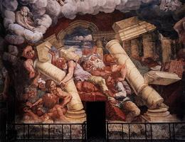 Падение гигантов (фреска, Мантуя)