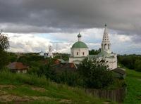 Троицкий собор, город Серпухов