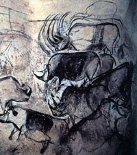 Наскальное искусство кроманьонцев