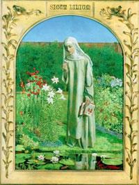 Думы монахини (Ч.Э. Коллинз)