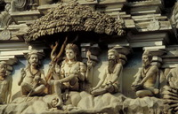 Индийская архитектура