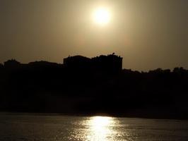 Закат над турецким Синопом