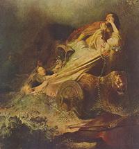 Похищение Персефоны (Рембрандт)