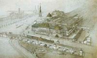 Казанский вокзал (А.В. Щусев)