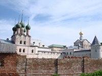 Ростовский Кремль. Церковь Иоанна Богослова