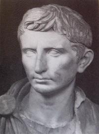 Октавиан Август (скульптура ок. 30 года н.э.)