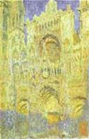 Клод Моне «Руанский собор». Вторая картина