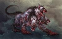 Цербер пес греческого бога смерти Аида