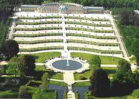 Парк Сан-Суси (Германия, Потсдам)