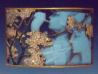 Центральная часть ожерелья Флейтисты (Р. Лалик, 1898-1900 г.)