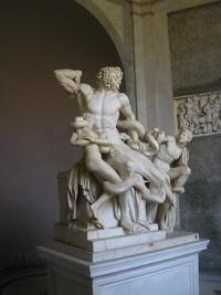 Статуя Лаокоона