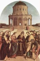 Рафаэль Санти «Обручение Марии»