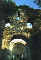 Развалины замка Баграта