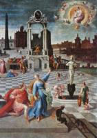Резни Триумвиров, Les Massacres du Triumvirat, Антуана Карона, правая часть