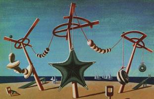 Песчаный пляж (Э. Уодсворт)