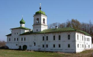Мирожский монастырь (Псков)