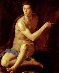 Св. Иоанн Креститель (А. Бронзино, 1553 г.)
