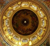 Свод церкви